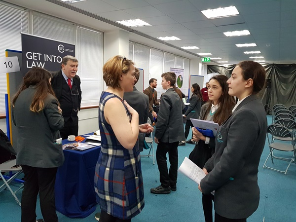 Hertfordshire Careers Event 1
